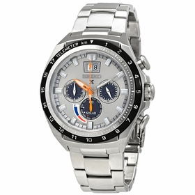 Seiko SSC599 Prospex Mens Chronograph Eco-Drive Watch