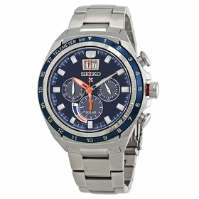 Seiko SSC601 Prospex Mens Chronograph Quartz Watch