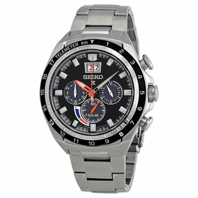 Seiko SSC603 Prospex Mens Chronograph Quartz Watch