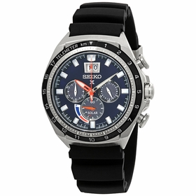 Seiko SSC605 Prospex Mens Chronograph Eco-Drive Watch
