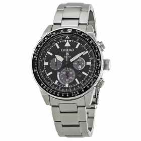 Seiko SSC607 Prospex Mens Chronograph Eco-Drive Watch