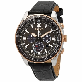 Seiko SSC611 Prospex Mens Chronograph Quartz Watch