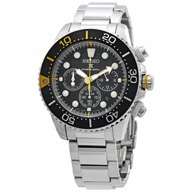 Seiko SSC613P1 Prospex Sea Diver's Mens Chronograph Eco-Drive Watch