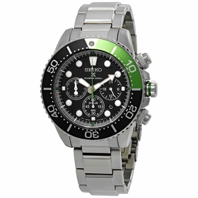 Seiko SSC615 Prospex Mens Chronograph Eco-Drive Watch