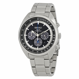 Seiko SSC619P1 Solar Mens Chronograph Eco-Drive Watch