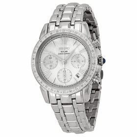 Seiko SSC893 Le Grand Sport Ladies Chronograph Quartz Watch