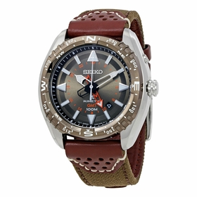 Seiko SUN061 Prospex GMT Mens Kinetic Watch
