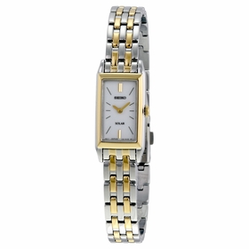 Seiko SUP028 Solar Ladies Eco-Drive Watch