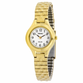 Seiko SUP102 Solar Ladies Quartz Watch