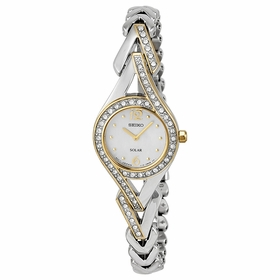 Seiko SUP174 Solar Ladies Quartz Watch