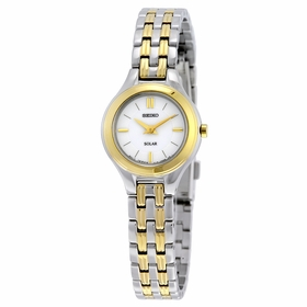 Seiko SUP210 Solar Ladies Quartz Watch