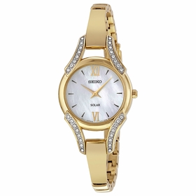 Seiko SUP216 Solar Ladies Quartz Watch