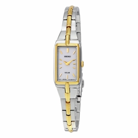 Seiko SUP272 Solar Ladies Eco-Drive Watch