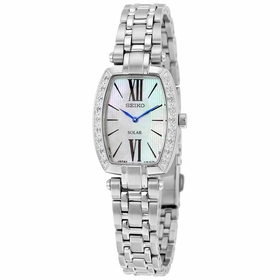 Seiko SUP283 Tressia Solar Ladies Quartz Watch