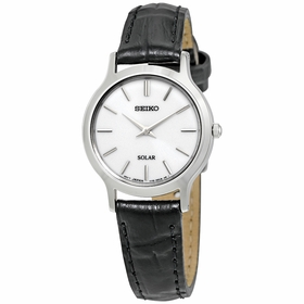 Seiko SUP299 Solar Ladies Quartz Watch