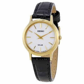 Seiko SUP300 Solar Ladies Quartz Watch