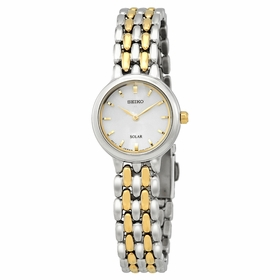 Seiko SUP349P1 Solar Ladies Quartz Watch