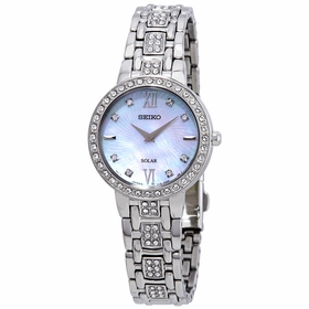Seiko SUP359 Core Solar Ladies Quartz Watch