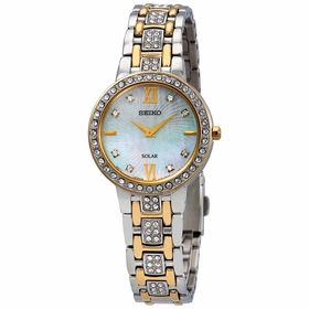 Seiko SUP360 Core Solar Ladies Eco-Drive Watch