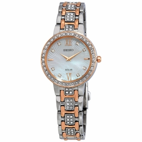 Seiko SUP362 Core Solar Ladies Quartz Watch