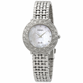 Seiko SUP373 Tressia Solar Ladies Eco-Drive Watch