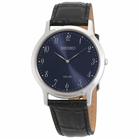 Seiko SUP861 Solar Mens Quartz Watch