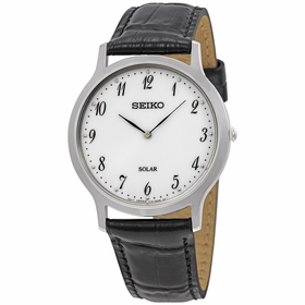 Seiko SUP863P1  Mens Eco-Drive Watch