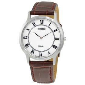 Seiko SUP869 Solar Mens Quartz Watch