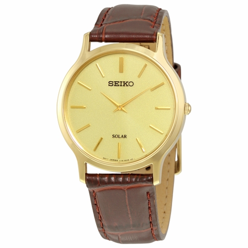 Seiko SUP870 Solar Mens Quartz Watch