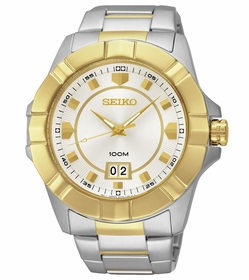 Seiko SUR134P1 Lord Mens Quartz Watch