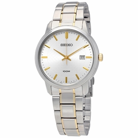 Seiko SUR197 Neo Classic Mens Quartz Watch