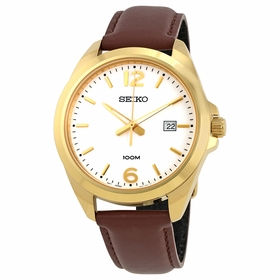 Seiko SUR216 Neo Classic Mens Quartz Watch