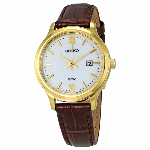 Seiko SUR702P1 Classic Ladies Quartz Watch