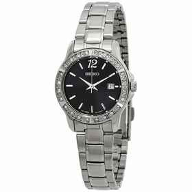 Seiko SUR719 Dress Ladies Quartz Watch