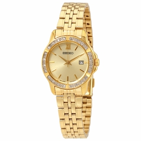 Seiko SUR728 Crystal Ladies Quartz Watch