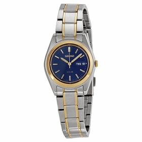 Seiko SUT110 Solar Ladies Eco-Drive Watch