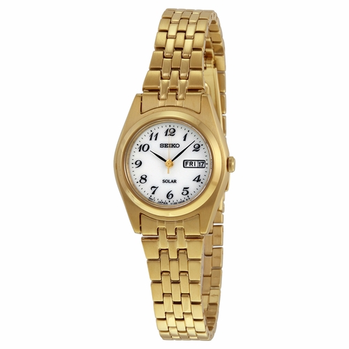 Seiko SUT118 Solar Ladies Quartz Watch