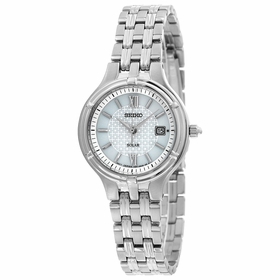 Seiko SUT217 Solar Ladies Eco-Drive Watch