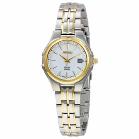Seiko SUT222 Core Ladies Eco-Drive Watch