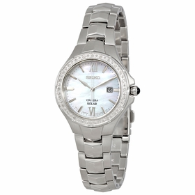 Seiko SUT239 Solar Ladies Quartz Watch