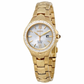Seiko SUT242 Coutura Ladies Eco-Drive Watch