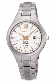 Seiko SUT271 Solar Ladies Quartz Watch
