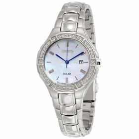 Seiko SUT281 Core Solar Ladies Quartz Watch
