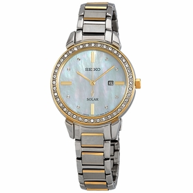 Seiko SUT328 Solar Ladies Eco-Drive Watch