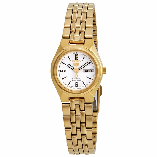 Seiko SYMA22 Series 5 Ladies Automatic Watch