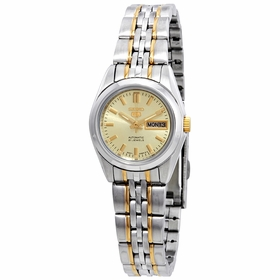 Seiko SYMA37 Series 5 Ladies Automatic Watch
