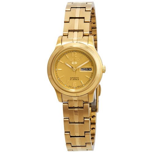 Seiko SYME02 Series 5 Ladies Automatic Watch