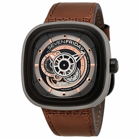 Sevenfriday P2B/1 Industrial Revolution Mens Automatic Watch