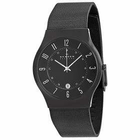 Skagen 233XLTMB Titanium Mens Quartz Watch