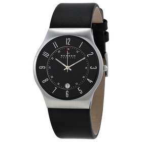 Skagen 233XXLSLB Steel Mens Quartz Watch